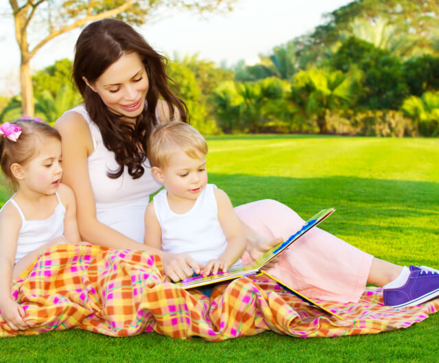 How Reading Promotes Early Child Growth