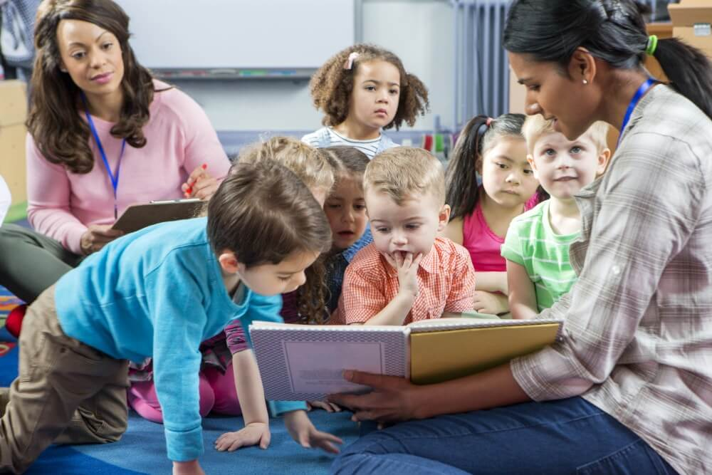 The Advantages of an Early Education