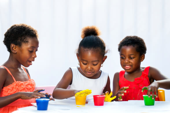 Why Finger Painting Is a Wonderful Educational Activity for Your Child