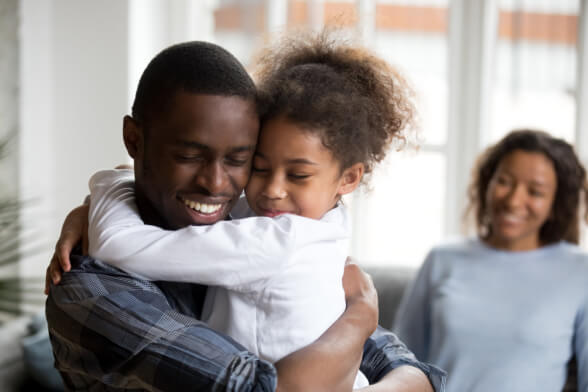 How Often do You Hug Your Child – And Why It Matters